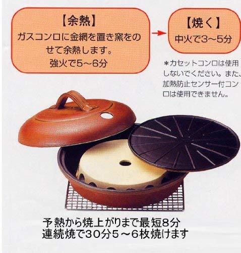 ヤマキイカイ『ピザ焼ピッツァ・ヴィータ』