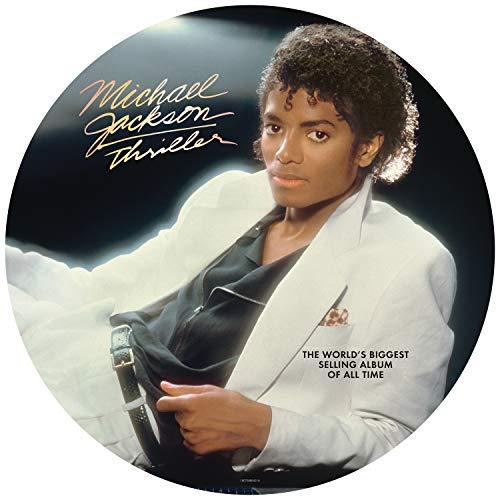 Thriller Ex-Us Picture Vinyl
