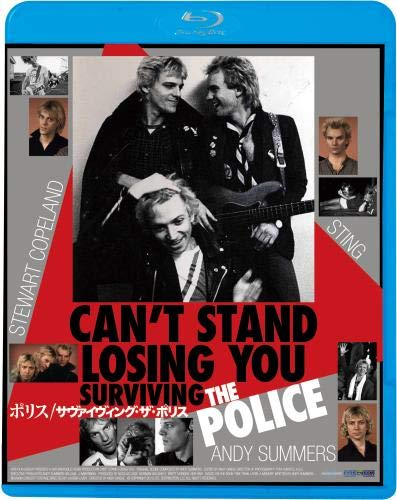 The Police - Can'T Stand Losing You:Surviving The Police [Edizione: Giappone] [Italia] [Blu-ray]