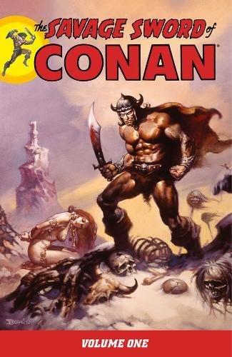The Savage Sword of Conan, Volume 1