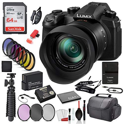 Panasonic Lumix DC-FZ1000 II Digital Camera...