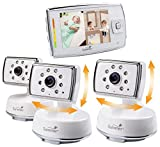 Summer Infant Dual View Digital Video Monitor Set + Extra Camera