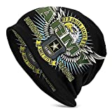 Flags Cps26171-Brk Bandera Us Army Unisex Adulto Adulto Men's Knit Hat Winter Outdoor Caps Cap