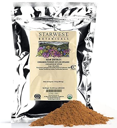 Top 10 Best organic ceylon cinnamon powder for blood sugar control by organic wise Reviews