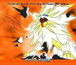 Nintendo 3DS Pokemon Sun & Moon Super Music Original Soundtrack
