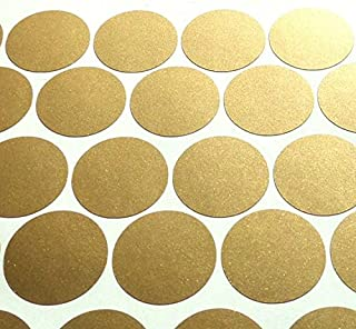 Gold Wall Dots (200 Decals) 2