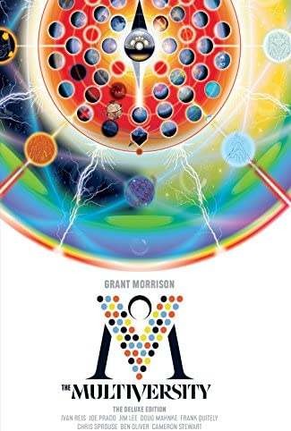 The Multiversity 2014 Deluxe Edition The Multiversity 2014 2015 product image