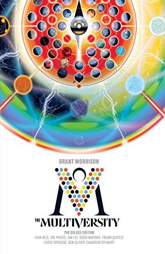 The Multiversity (2014): Deluxe Edition (The Multiversity...