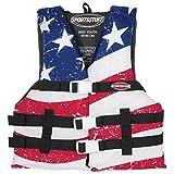 SportStuff Children's Stars and Stripes Life Jacket