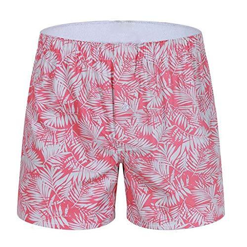 M-3XL Boxershorts Herren Schlafanzughose Underpants Männer Unterhose Unterwäsche Briefs Underwear Panties Unterhosen Retroshorts CICIYONER