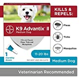 Best Flea And Tick Prevention For Dogs - Bayer K9 Advantix II Flea, Tick & Mosquito Review