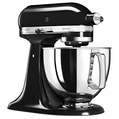 KitchenAid 5KSM125EOB 5KSM125EOB-Robot de Cocina, tazón de