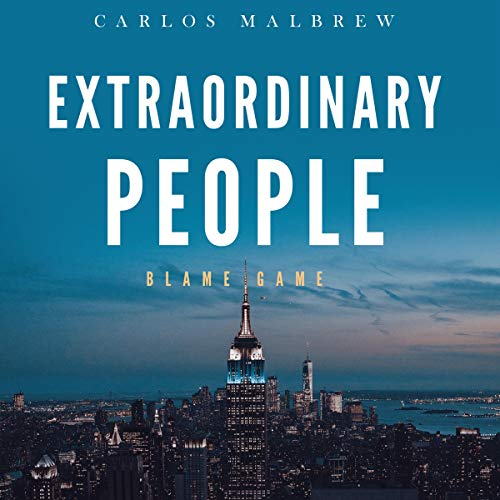 Extraordinary People audiobook cover art