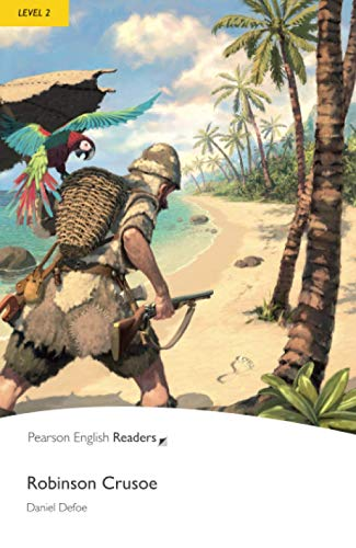 Penguin Readers: Level 2 ROBINSON CRUSOE (Penguin Readers, Level 2)の詳細を見る