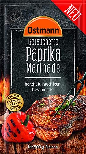 Ostmann Gewürze Geräucherte Paprika Marinade, 60 ml