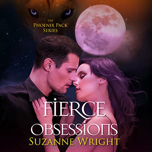 Fierce Obsessions audiobook cover art