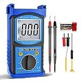 Digital Multimeter-HOLDPEAK 6688G 1000V AC/VC Voltmeter, 40000 Counts High Precision Pro Multimeter TRMS Auto Ranging Multimeter Amp Ohm Volt Diode Capacitor Temperature Test