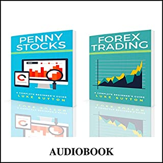 Stock Trading : Two Manuscripts - Penny Stocks & Forex                   By:                                                                                                                                 Luke Sutton                               Narrated by:                                                                                                                                 Dave Wright                      Length: 2 hrs and 53 mins     6 ratings     Overall 5.0