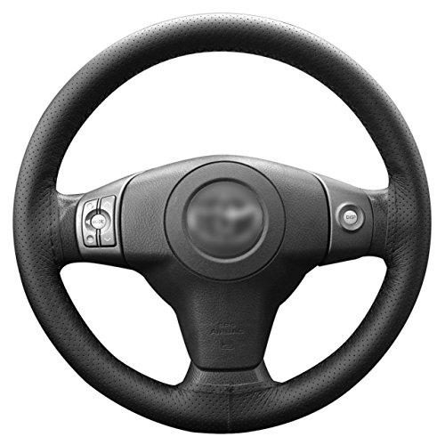 LemonBest Universal Pu Leather Car Steering Wheel Cover Anti Slip Auto...