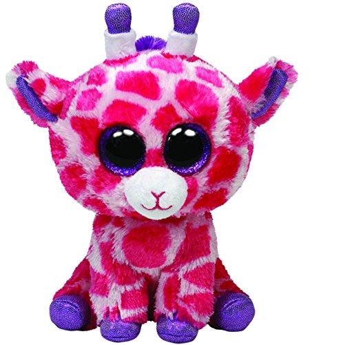 Ty Beanie Boos Buddies Twigs Pink Giraffe Medium Plush