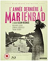 Last Year in Marienbad [Blu-ray] [Import]
