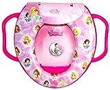 Disney Princess 30971 - Reductor WC Suave, Color Rosa