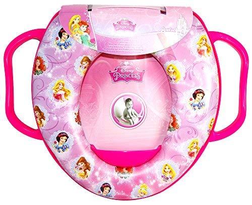 Disney Princess Soft toiletbril, kleur roze, 30971