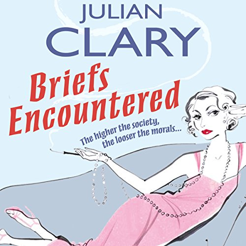 Briefs Encountered audiobook cover art