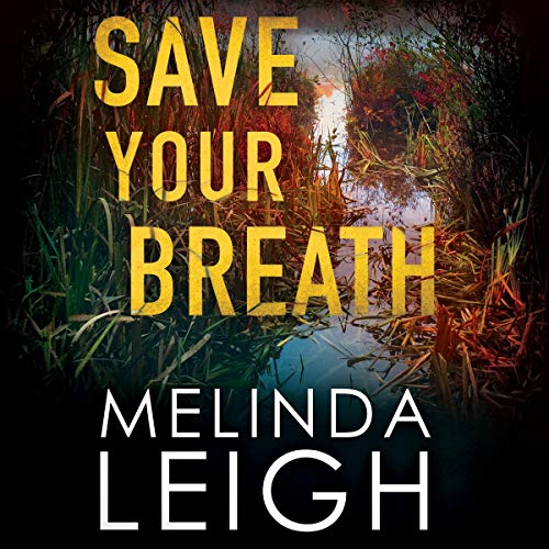 Save Your Breath audiobook cover art