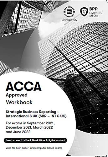 ACCA Strategic Business Reporting: Workbook