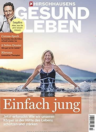 """Hirschhausens Stern Gesund Leben 3/2021 """"Einfach jung"""""""
