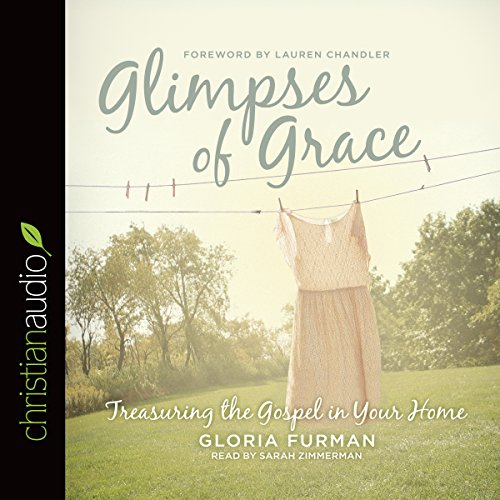 Glimpses of Grace audiobook cover art