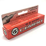 Paradise Station G-S Hypo Precision Applicator Cement Adhesives Glue for Beads Crafts Jewelry Making Model Building Watch Crystals