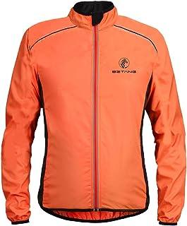 BZ-TANG WOLFBIKE Cycling Jacket Jersey Wind Coat Windbreaker Waterproof Jacket