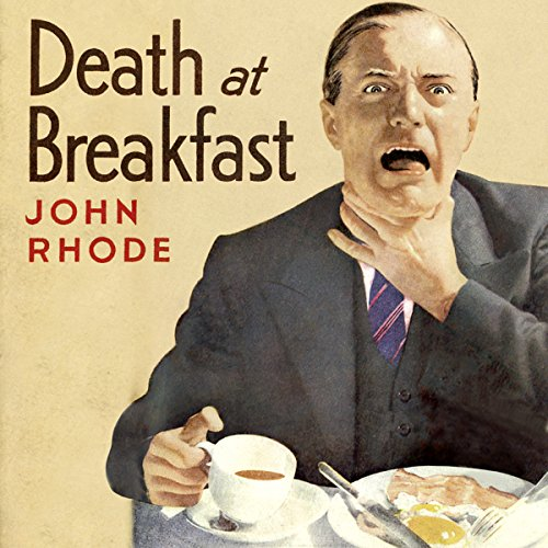 Death at Breakfast audiobook cover art