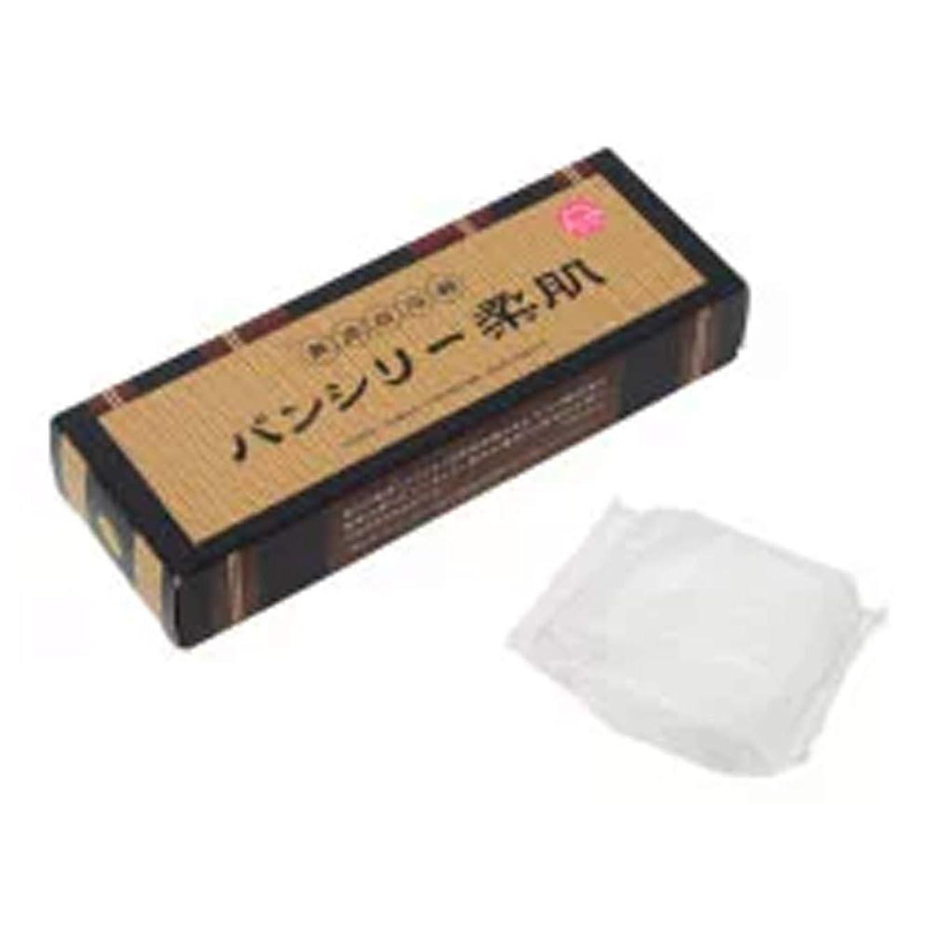 ドール故意の反対したパンシリー柔肌 60g×3個 石鹸 せっけん 渋柿 コンフリー コラーゲン ヒアルロン酸