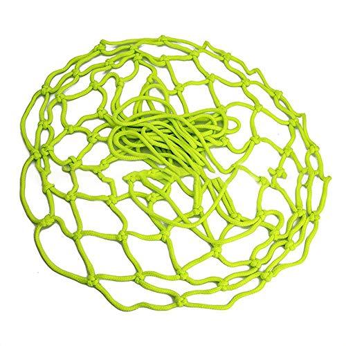Hsei Schwerlast Basketballnetz Ersatz Alle Wetter Basketballnetz f/ür Standard Innen oder Au/ßen 12 Schleifen
