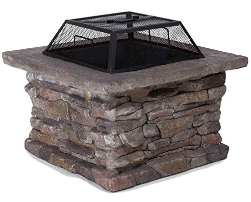 Best Selling Sargent Square Fire Pit