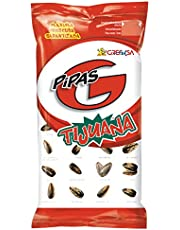 Grefusa Tijuana pijp, 165 g, 11 stuks