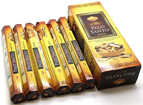 Incienso Palo Santo - Caja de 120 varillas
