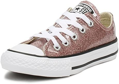 Converse Kids K All Star Low Rose Gold
