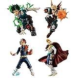 一番くじ 僕のヒーローアカデミア NEXT GENERATIONS! feat.SMASH RISING フィギュア4種セット【A賞・B賞・C賞・D賞】
