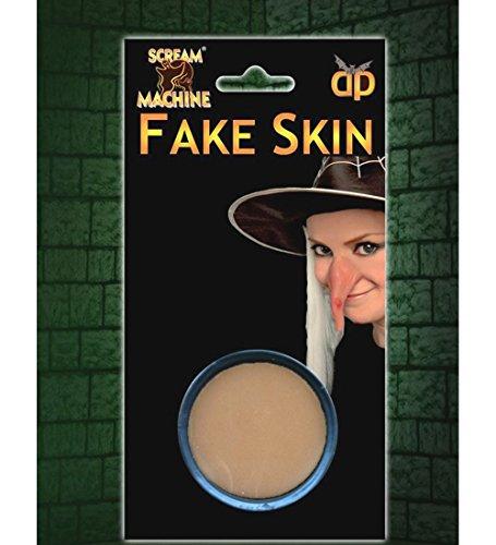 Scream Machine Fake Skin Special FX Wax Zombie Witch Halloween Scars Make up by Scream Machine