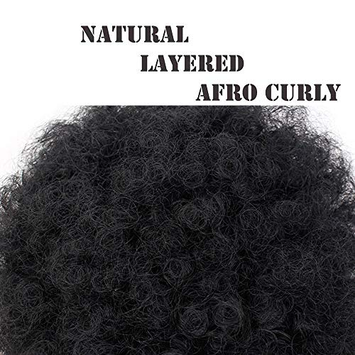 Afro hair pieces ponytails _image0