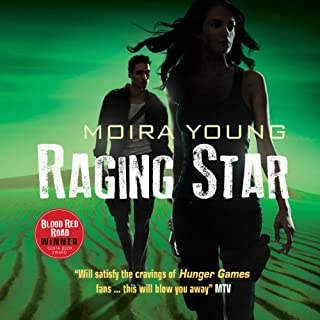 Raging Star cover art