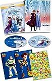 【メーカー特典あり】アナと雪の女王2 MovieNEX コンプリート・ケース付き [ブルーレイ+DVD+デジタルコピー+MovieNEXワールド] オリジナル・アートカード付き [Blu-ray]