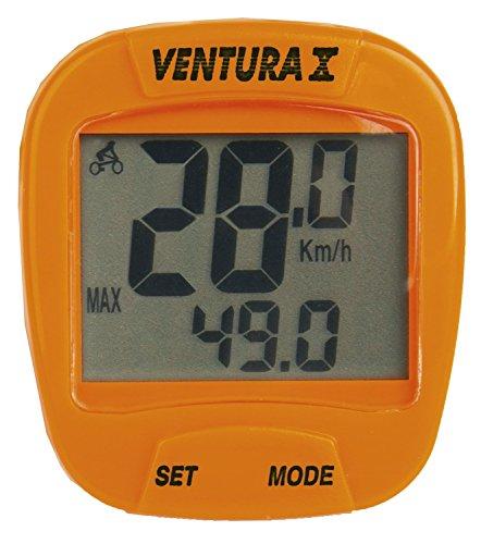 VENTURA Fahrradcomputer X, Orange