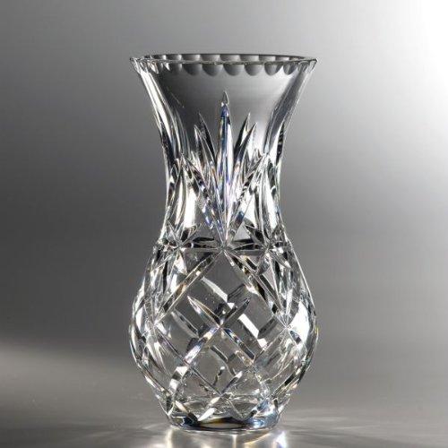 Royal Doulton Newbury Urn vaas 20 cm, loodkristal, 10 cm