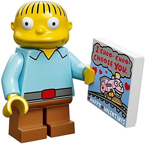 Lego Minifiguras serie 71005 - Ralph Wiggum