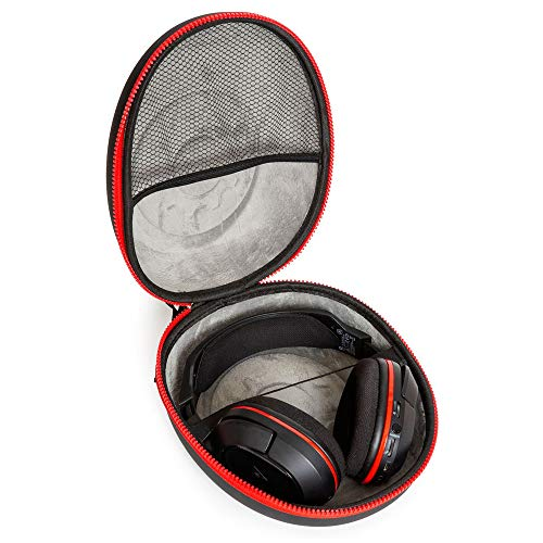 beyerdynamic DT-990-Pro-250 Professional Acoustically Open Headphones 250 Ohms (459038) with Full Size Headphone Case, Headphone Stand & Microfiber Cleaning Cloth